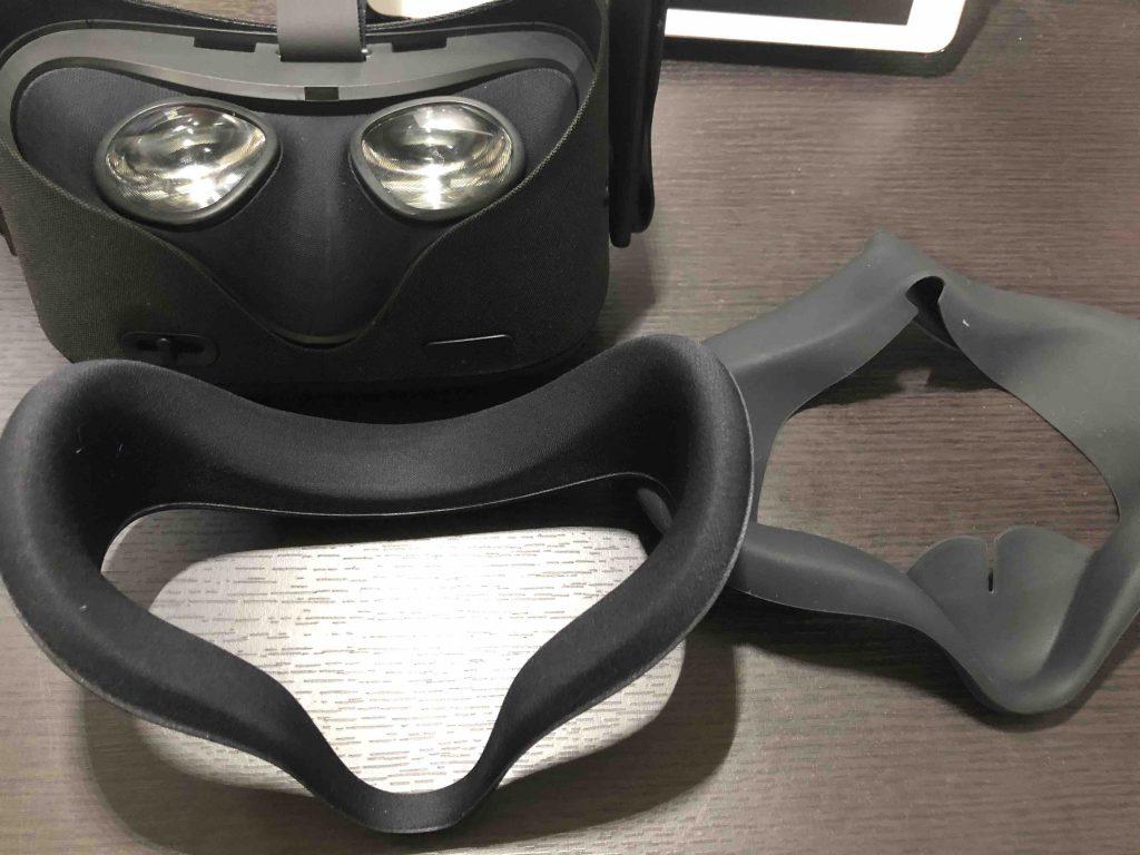 oculus Quest汗防止カバー