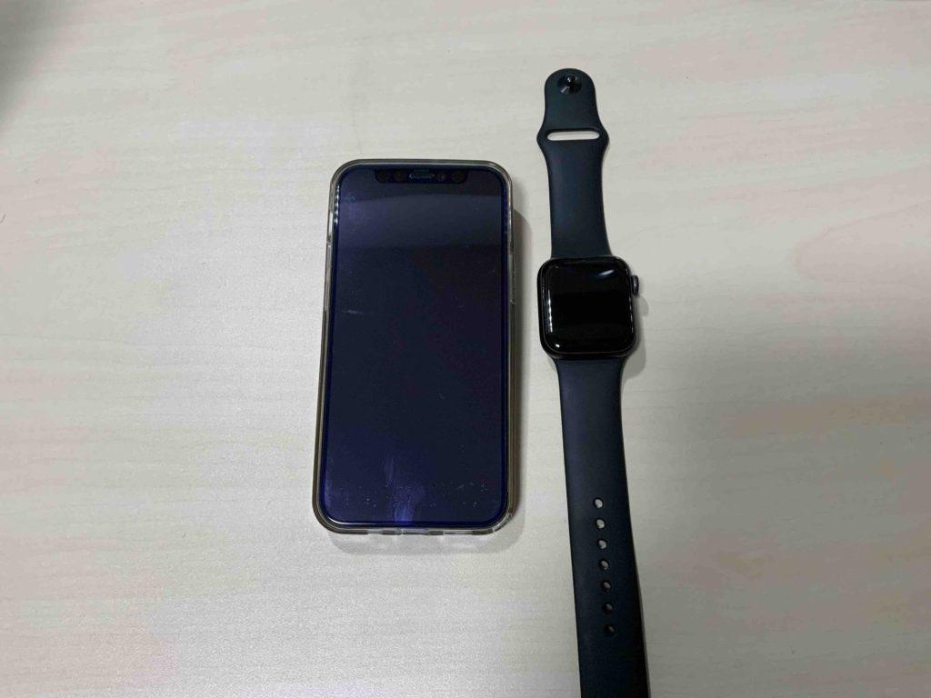 Apple WatchでiPhoneのFace ID(顔認証)を解除する方法
